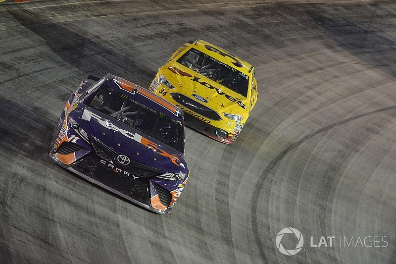Front Row Motorsports will not defect to Toyota