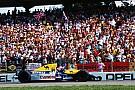 Формула 1 Большой Найдж. Карьера Мэнселла в фотографиях