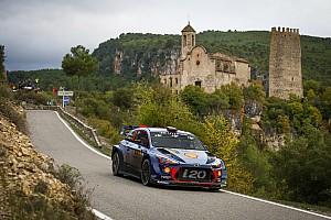 WRC Résumé de spéciale ES14 à 16 - Neuville heurte une pierre et abandonne !