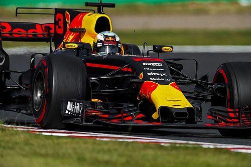 Ricciardo cree que Red Bull puede ganar en Austin por mérito propio