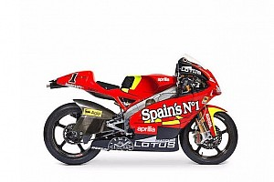 MotoGP Últimas notícias Moto campeã com Lorenzo na 250cc vai a leilão na Inglaterra