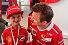 Ecclestone no hubiera permitido el gesto de Ferrari con el niño en Barcelona
