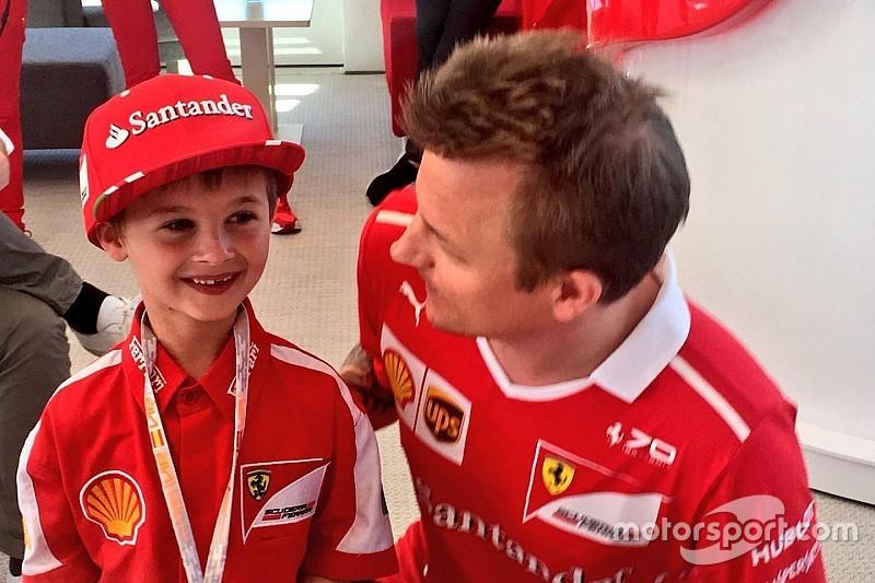 'El niño que le robó el protagonismo a Hamilton y a Vettel', por Nira Juanco