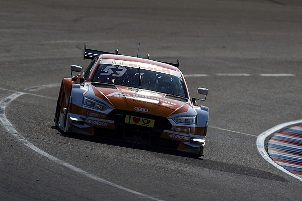 Lausitzring DTM: Green passes Wickens to win Race 2