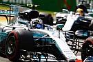 Bottas por delante de Hamilton en la segunda práctica