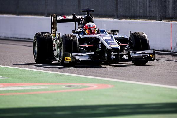 Гьотто выиграл гонку Ф2 в Монце после столкновения лидеров