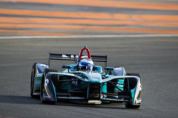 Formula E Valencia Formula E test: Turvey sets pace on opening day