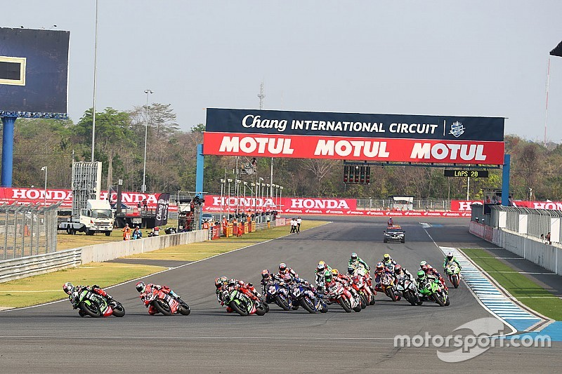 Valentino Rossi nicht begeistert über MotoGP-Rennen in Thailand