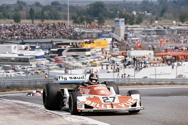 Décès de l'ancien pilote de F1 Patrick Nève