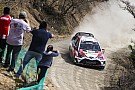 WRC Deuxième défi sur terre pour la Toyota Yaris WRC