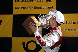 DTM Yarış raporu Lausitzring DTM: Wickens'ı yenen Green, 2. yarışın galibi oldu