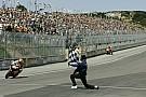 MotoGP- und WorldSBK-Motorräder von Nicky Hayden in Mugello