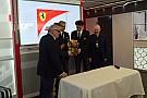 Formula 1 Trofeo Bandini: consegnato il premio 2017 alla Scuderia Ferrari