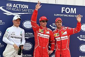 2017 Monaco GP: Raikkonen 2008'den beri ilk kez pole pozisyonunda!