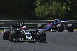 Formule 1 Analyse Pénalités - Kvyat et les pilotes Haas en tête du classement