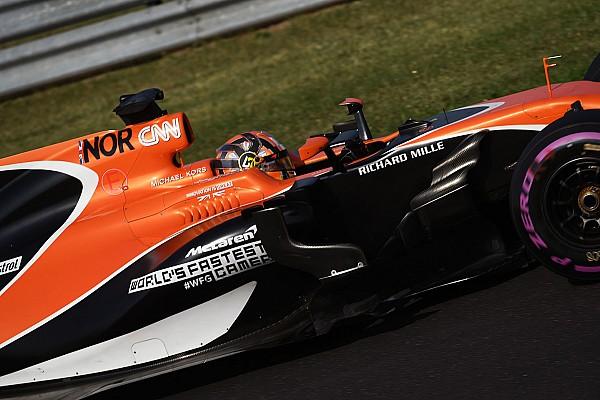 McLaren puji Norris setelah tes Hongaria