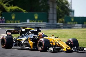 Formule 1 Actualités Hülkenberg : Le top 5 est