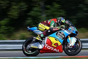 """Moto2 Últimas notícias Morbidelli: """"Ser forte na Moto2 não vai me ajudar na MotoGP"""""""