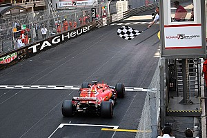 Formula 1 Special feature Story behind the photo: How homework caught Vettel victory