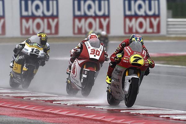 Moto2 Ultime notizie Pioggia e sfortuna mettono KO il Forward Racing a Misano!