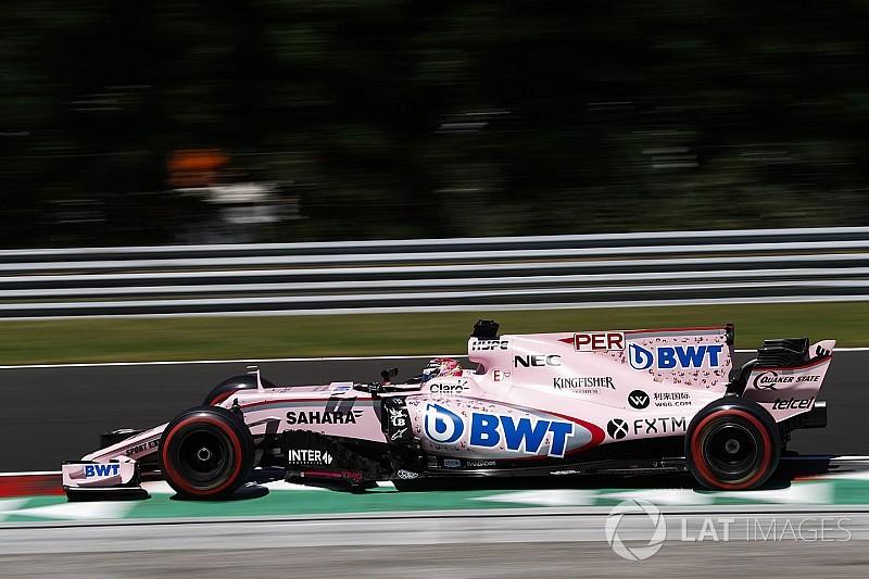 Pérez apuesta a ganar posiciones en el arranque en Hungría