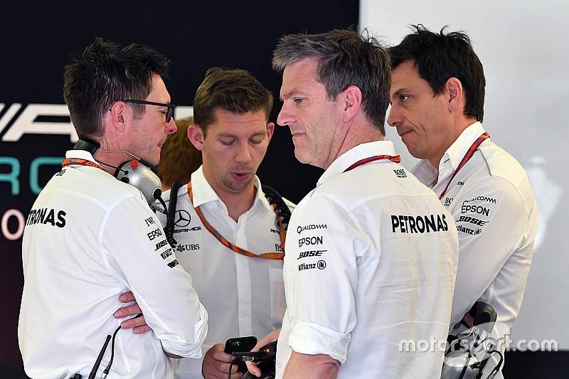 В Mercedes смирились с преимуществом Ferrari на «Хунгароринге»