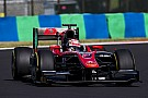 FIA F2 F2 Hongaria: Matsushita rajai Sprint Race, Gelael finis P10