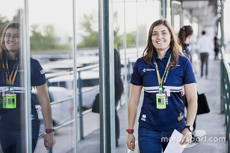 【GP3】ザウバー開発ドライバーのカルデロン「今年は貴重なシーズン」