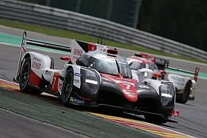 WEC Reporte de prácticas Toyota continúa al frente en los Libres 2 de Spa