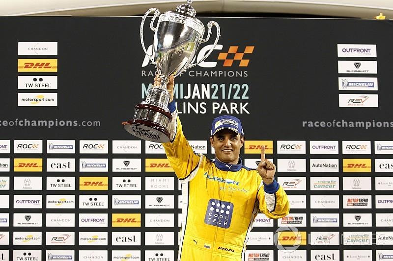 Montoya é confirmado na Race of Champions de 2018