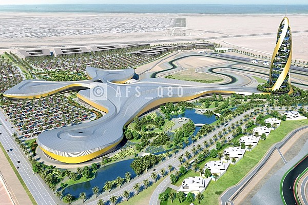 سباقات الحلبات أخبار مشروع الأحلام: مدينة الكويت لسباقات السيارات