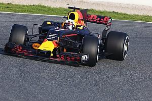 Технический анализ: первый взгляд на Red Bull RB13