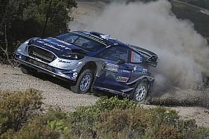 WRC Etappeverslag WRC Italië: Eerste WRC-zege voor Ott Tanak in Italië