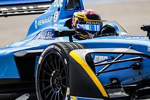 Formula E Jelentés a versenyről Formula E: Rosenqvist büntetése után Buemi nyert a második berlini futamon!