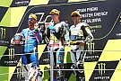 Moto2 Mattia Pasini se voit retirer sa 2e place de Barcelone