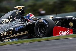 Formula V8 3.5 Reporte de la carrera Pietro Fittipaldi gana la carrera 1 en Ciudad de México
