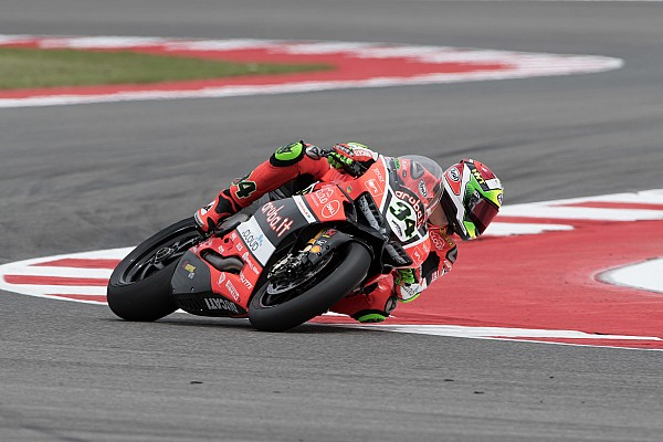 Ducati: tanto lavoro sulle nuove gomme Pirelli nei test di Misano