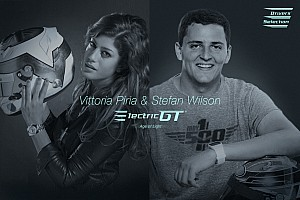 EGT Ultime notizie Stefan Wilson e Vicky Piria nell'Electric GT Championship?