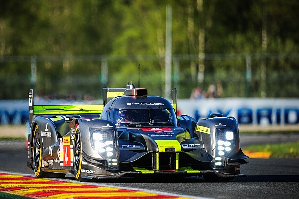 ByKolles Racing claims third place in the 6 Hours of Spa-Francorchamps
