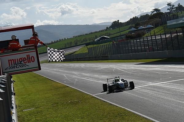F2 Italian Trophy: Andrea Fontana conquista il titolo al Mugello