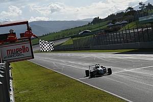 ALTRE MONOPOSTO Gara F2 Italian Trophy: Andrea Fontana conquista il titolo al Mugello