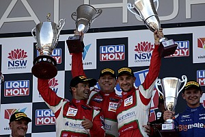 Bathurst, trionfo in Classe Pro-Am per Lamy-Lauda-Dalla Lana con la Ferrari di Spirit of Race