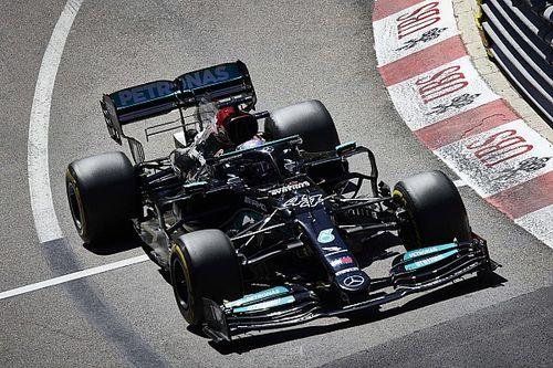 Hamilton duda de la F1 por el aumento de peso de los coches en 2022