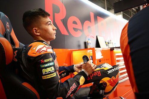Selon KTM, Raúl Fernández veut rester une année de plus en Moto2