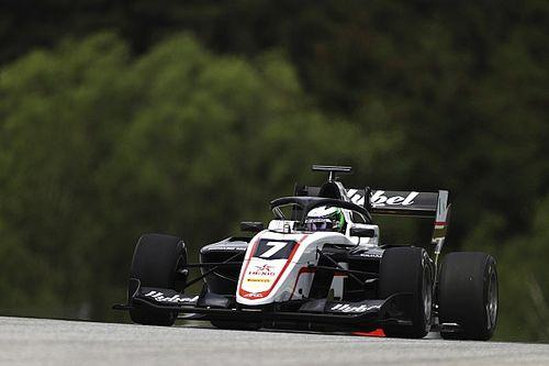 Vesti se impone a los Prema en la última carrera de la F3 en Austria
