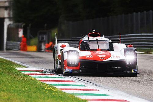 Toyota met de schrik vrij op Monza, Nederlanders sterk in LMP2