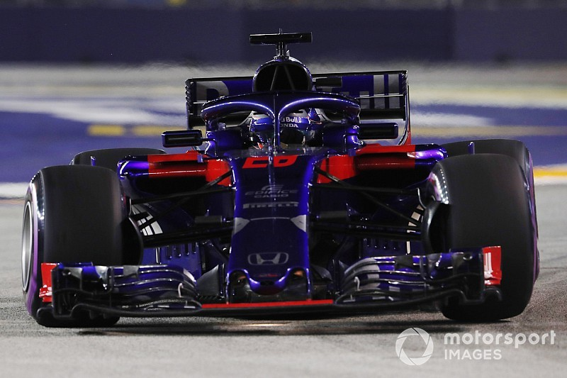 Toro Rosso no tendrá aún evoluciones disponibles