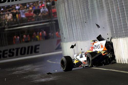 Piquet Junior chciał uciec z F1