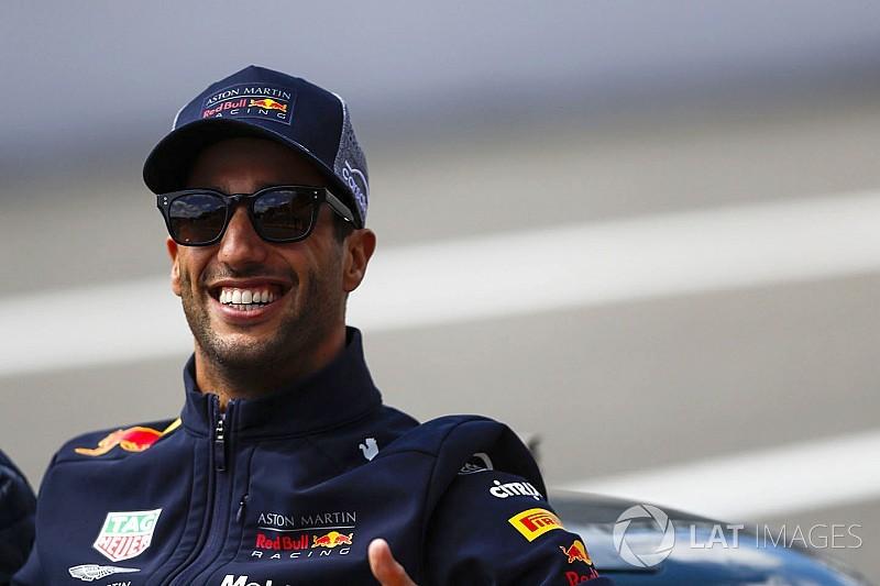 Риккардо понравилась реакция сотрудников Red Bull на его уход в Renault