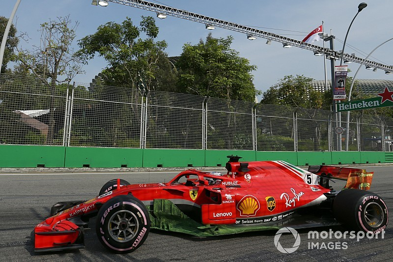 Vettel goes aggressive with Russian GP tyre selection